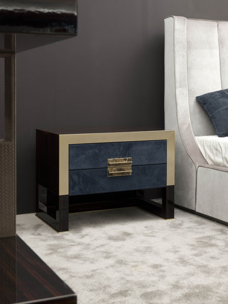 Orwell Bedside Table Home Italia